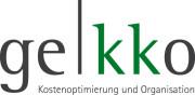 Logo GeKKo GmbH - Kostenoptimierung und Organsiation